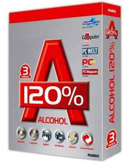 Alcohol 120% 1.9.8.7507 Full