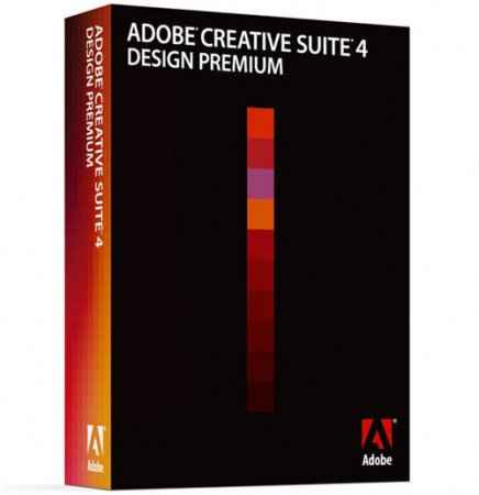 Adobe Creative Suite 4 Design Premium (2009)