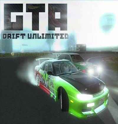 GTA San Andreas Unlimited Drift Mod (2009) RUS