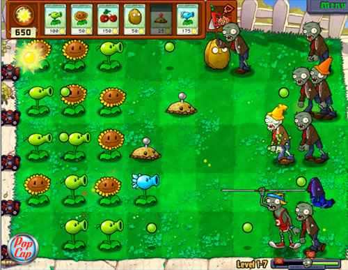   Plants vs. Zombies //  ,   ...
