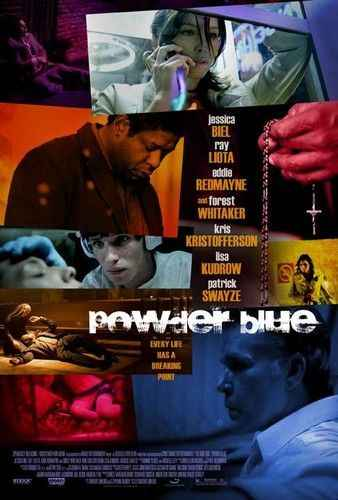 Окись / Powder Blue (2009) DVDRip