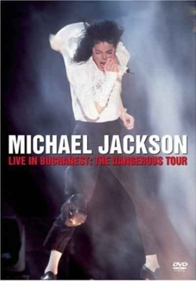 Michael Jackson - Live in Bucharest: The Dangerous Tour  DVDRip(1992)