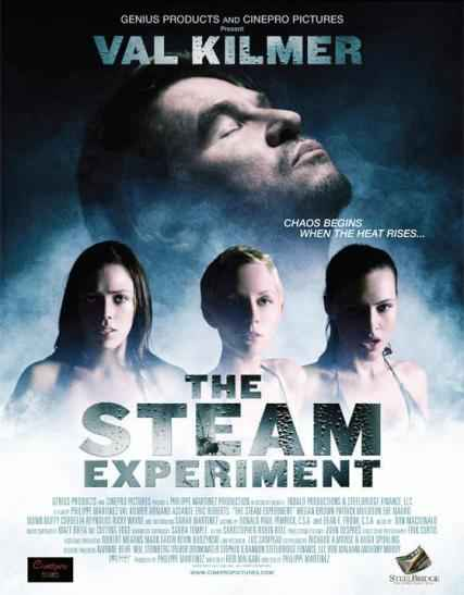 Парниковый эксперимент / The Steam Experiment DVDRip (2009/ENG)