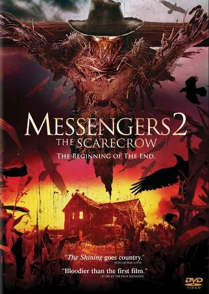 Посланники 2: Пугало / Messengers 2: The Scarecrow DVD5 (2009)