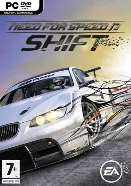 Need for Speed: Shift (2009) + Repack