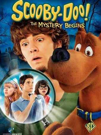 Скуби-Ду 3: Тайна начинается / Scooby-Doo! The Mystery Begins DVDRip (2009)