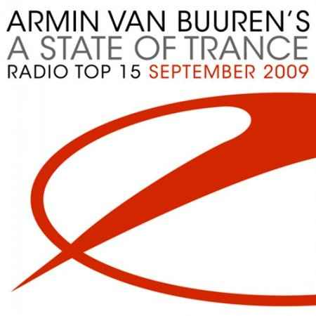 A State Of Trance Radio Top 15 September (2009)