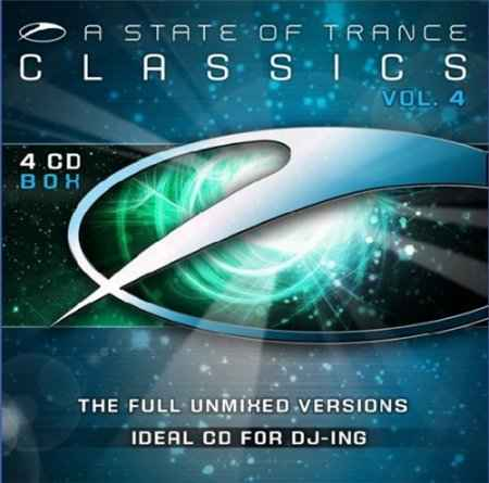 A State of Trance Classics Vol.4 the Full Unmixed Versions