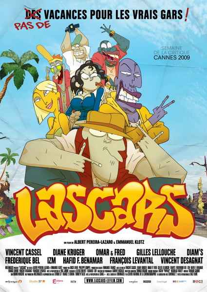 Чудаки / Lascars DVDRip (2009)