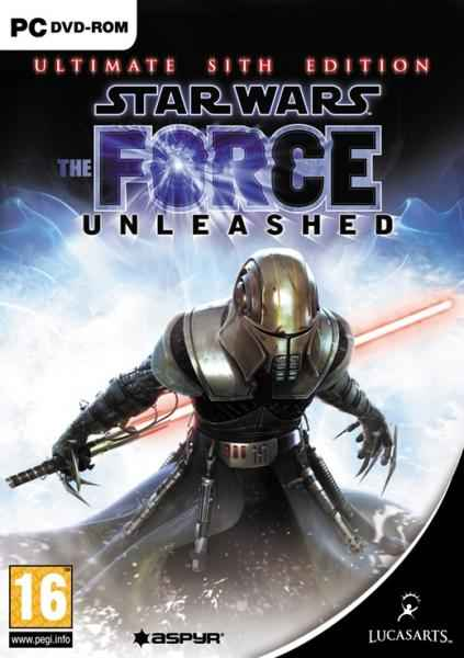Star Wars The Force Unleashed: Ultimate Sith Edition RePack / Звездные войны (2009)