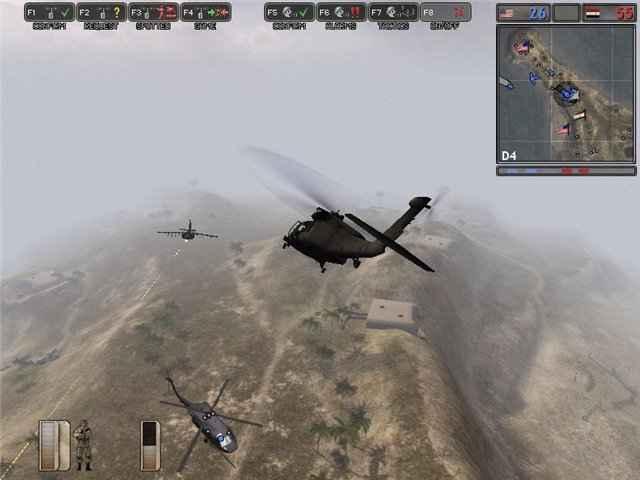 Battlefield 1942 & Battlefield Desert Combat (RUS) .