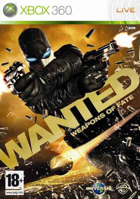 Wanted: Weapons of Fate XBOX360 (2009)