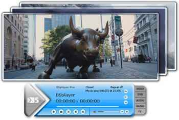 BSplayer 2.51.1020 Portable (2009)