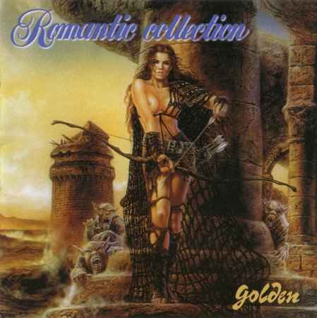 Romantic Collection Golden CD 2