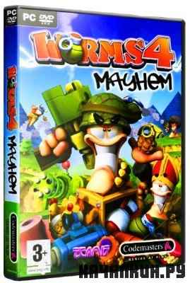 Worms 4: Mayhem  RePack (2005)