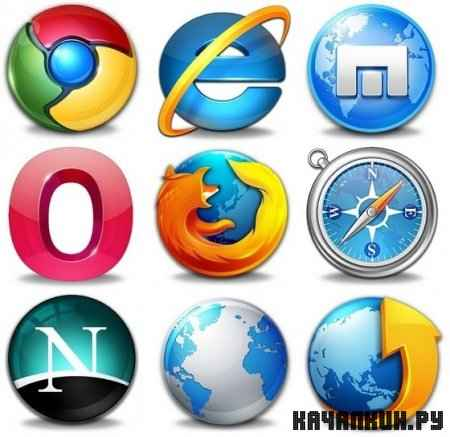 Internet Browsers (Июнь 2010)