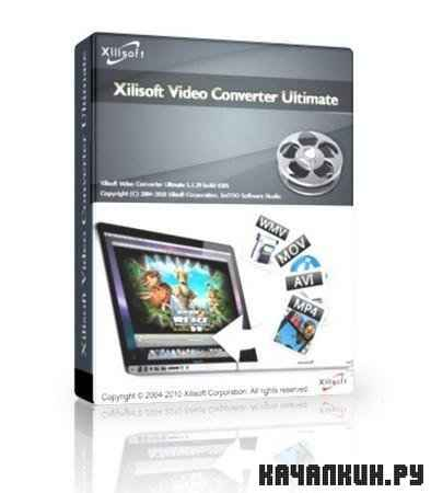 Xilisoft Video Converter Ultimate v 6.0.9 build 0806 + RUS