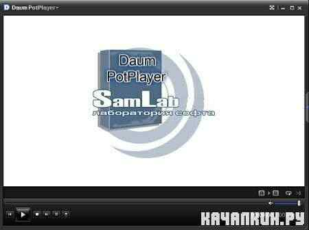 Daum PotPlayer 1.5.30154 by SamLab (RUS)