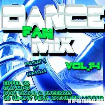Dance Fan Mix Vol 14 (2011)