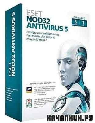 ESET NOD32 Antivirus 5.0.94.8 Final