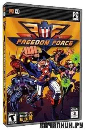 Freedom Force(2002/PC/Rus/Eng)