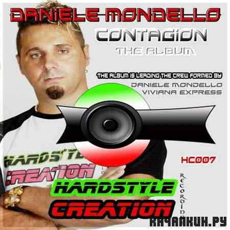 VA - Daniele Mondello - Contagion The Album (2011)