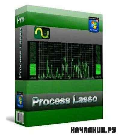 Process Lasso PRO 5.1.0.22 Portable (RUS/ML)