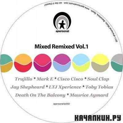 Mixed Remix Vol.1 (2011)