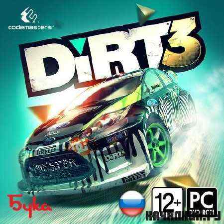 DiRT 3 *+DLC* (2011/RUS/Multi5/RePack by R.G.Catalyst)